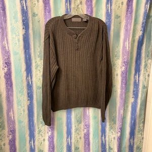 Men's David Taylor sweater size large